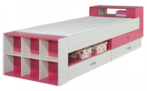 Dětský pokoj KORA - postel KM17