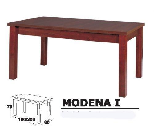 Jídelní stůl MODENA I - rozkládací