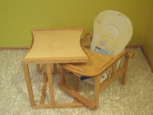 Dětská židlička - velká