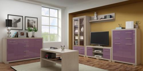 Vanesa  obývací stěna